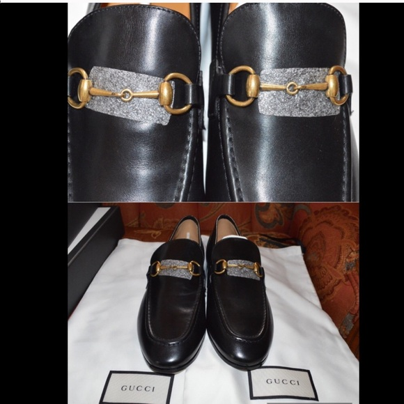 e6447f6c08c Gucci Classic  Jordaan  Loafers Women s Size 38